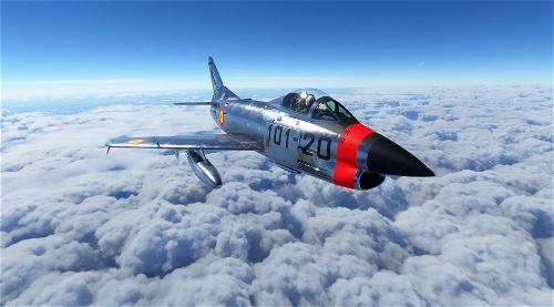 AERITALIA G-91 for Microsoft Flight Simulator 2020
