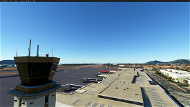 Ibiza Airport Enhancement Image Flight Simulator 2020