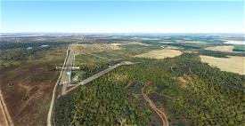 Aeródromo El Potosí LEZ1 Image Flight Simulator 2020