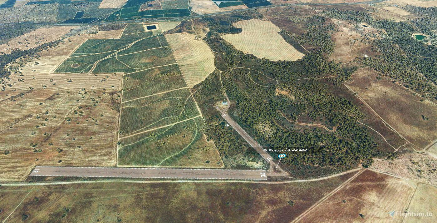 Aeródromo El Potosí LEZ1