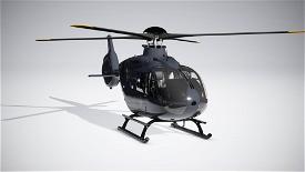 Airbus H135 | Hungarian Air Force 03 | 8K Image Flight Simulator 2020