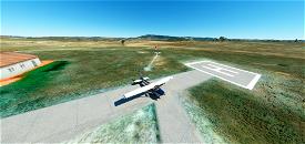 Helipuerto de Valencia de Alcantara LEIA Image Flight Simulator 2020