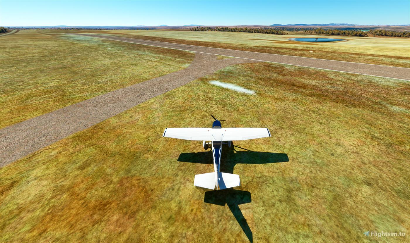 Aeródromo Cerro Lindo LEGP