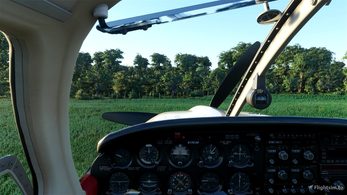 Piper PA28R Arrow III (JustFlight) - Better Cameras Flight Simulator 2020