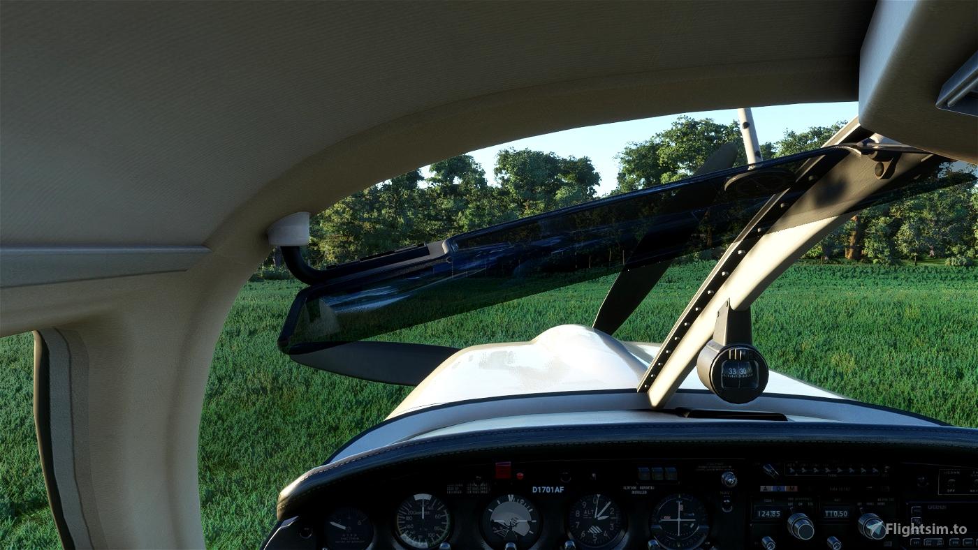 Piper PA28R Arrow III (JustFlight) - Better Cameras