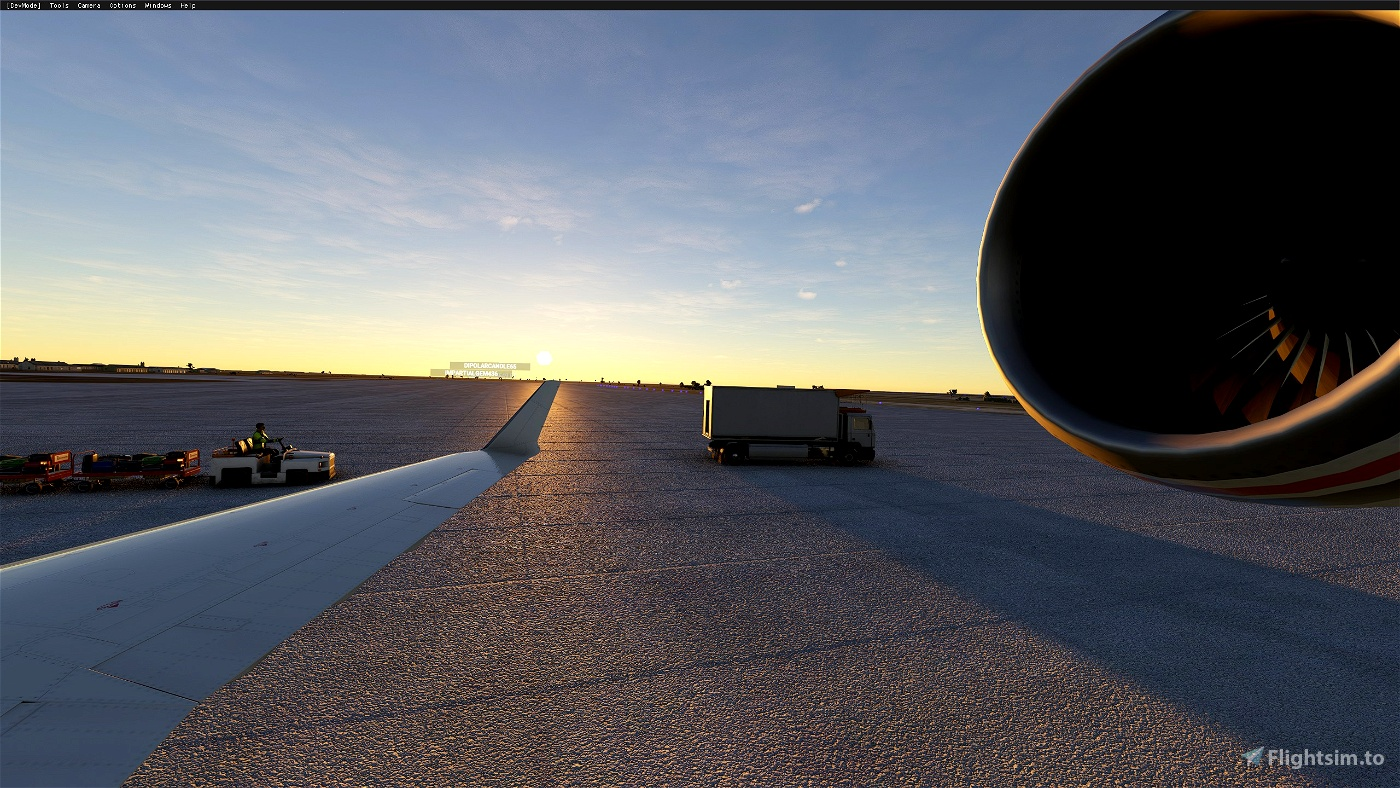 Aerosoft CRJ-550/700 Custom Camera Set