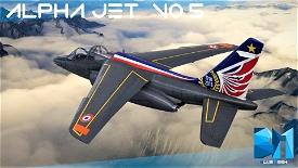 Dassault Dornier Alpha Jet [WIP VERSION 0.5.1 ] Image Flight Simulator 2020