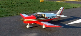 Robin DR400-180 Régent Mod (Standalone aircraft) Image Flight Simulator 2020