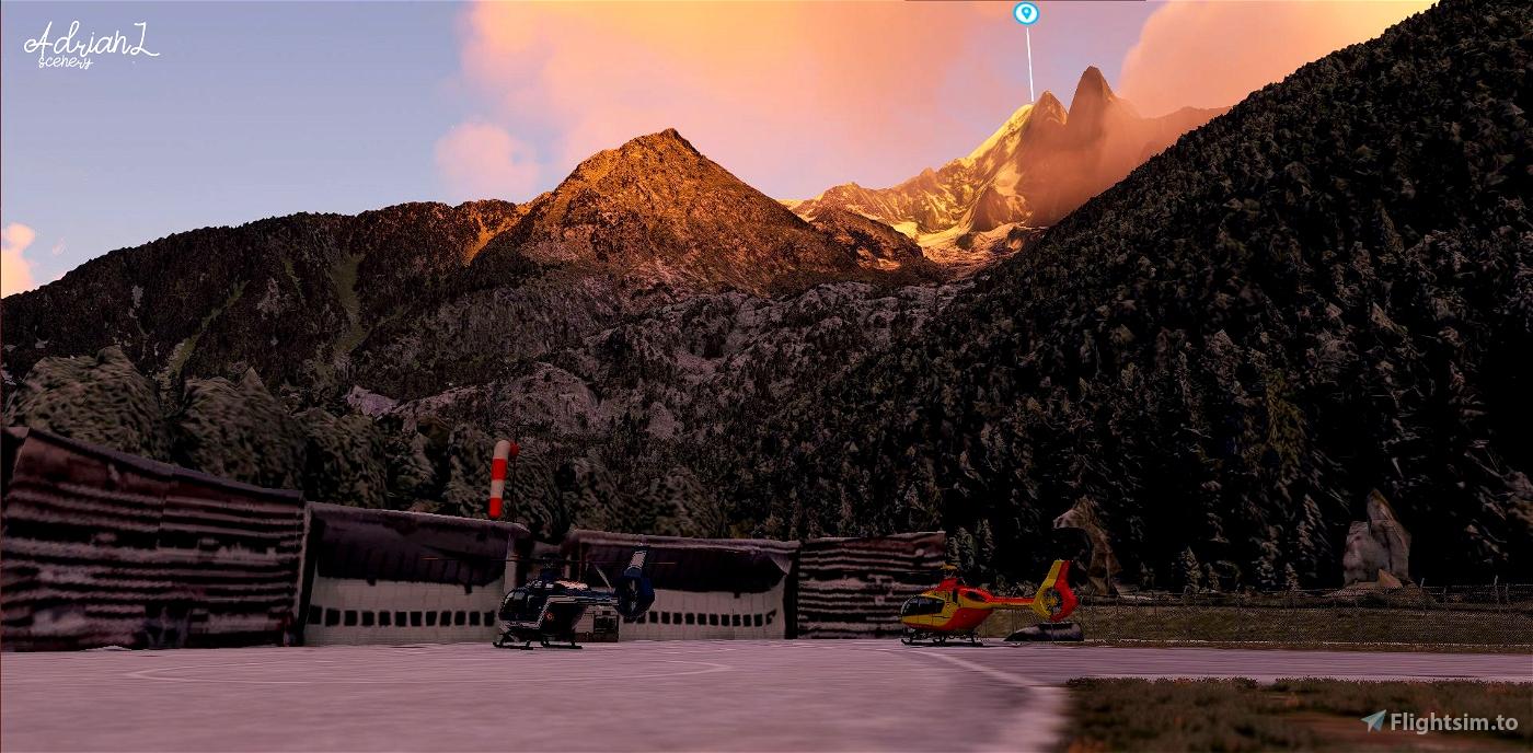Chamonix-Mont-Blanc Valley