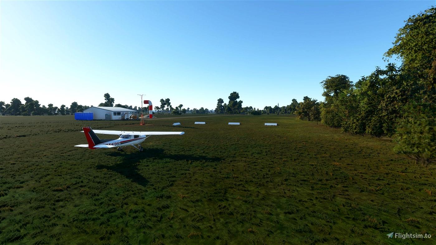YIVE Inverloch Airport Victoria Flight Simulator 2020