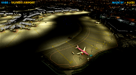 VABB Chhatrapati Shivaji International Airport (BOM) Image Flight Simulator 2020