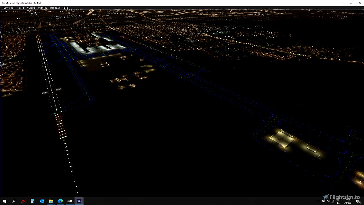 SKBO AEROPUERTO INTERNACIONAL EL DORADO Flight Simulator 2020