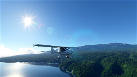 Maui to Oʻahu (return) Image Flight Simulator 2020