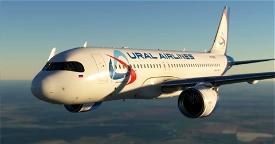[A32NX] FBW A320 Ural Airlines Image Flight Simulator 2020