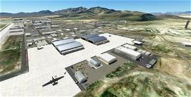 KXTA - Area 51 - Homey Airport - Groom Lake - Upgrade Image Flight Simulator 2020