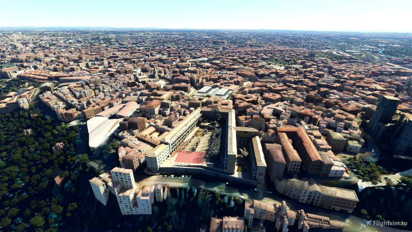 Béziers: Arènes, cathédrale and other landmarks