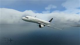 Airbus A320Neo Ansett Australia Image Flight Simulator 2020
