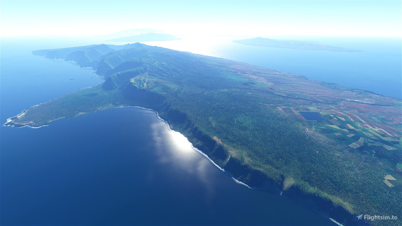 Maui to Oʻahu (return)