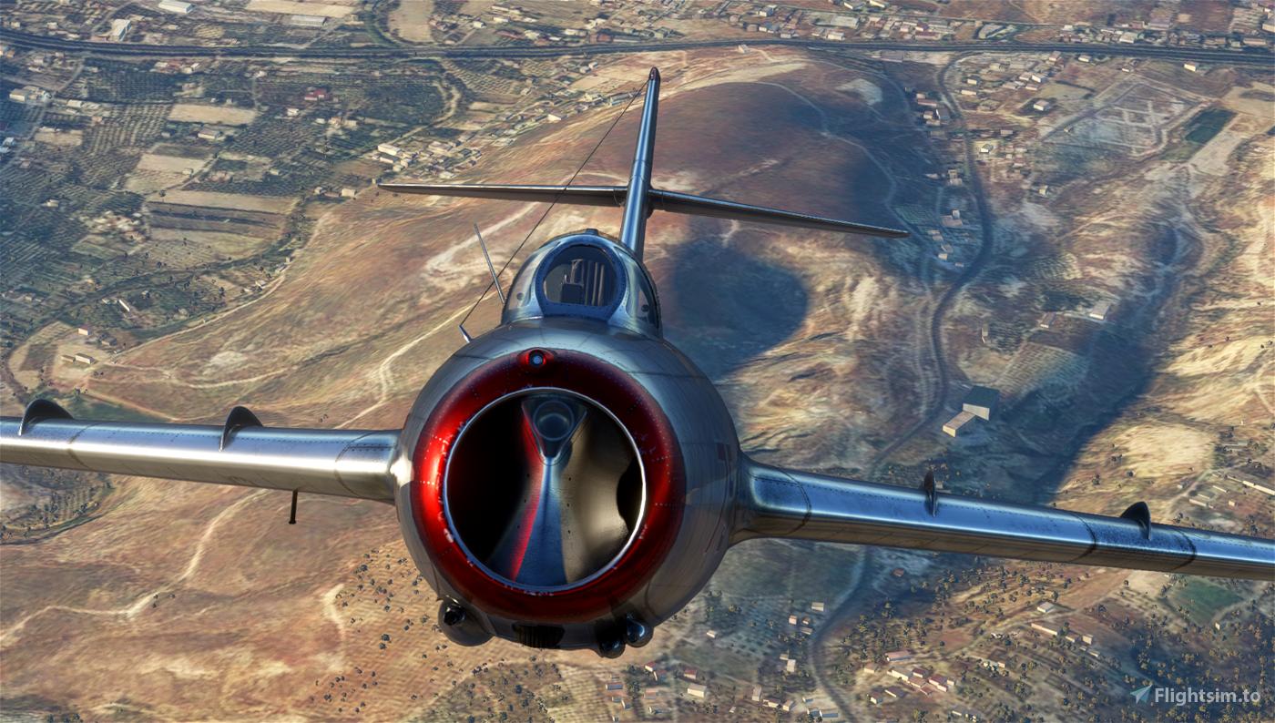 [WIP] MiG 15