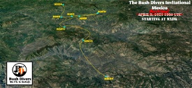 The Bush Divers Invitational: Mexico (Bush Trip) Image Flight Simulator 2020