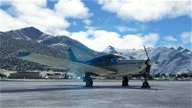 JustFlight PA28R Arrow III - D-EERM Image Flight Simulator 2020