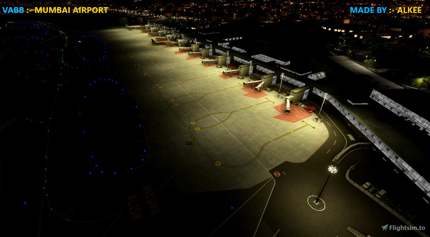 VABB Chhatrapati Shivaji International Airport (BOM)