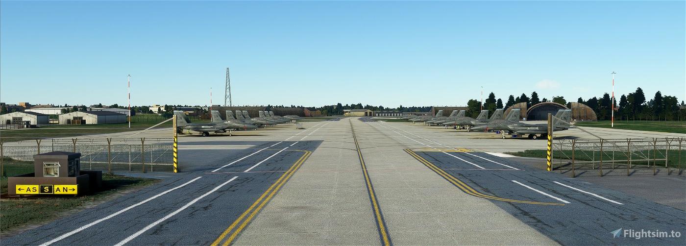 EGUL - RAF Lakenheath Flight Simulator 2020