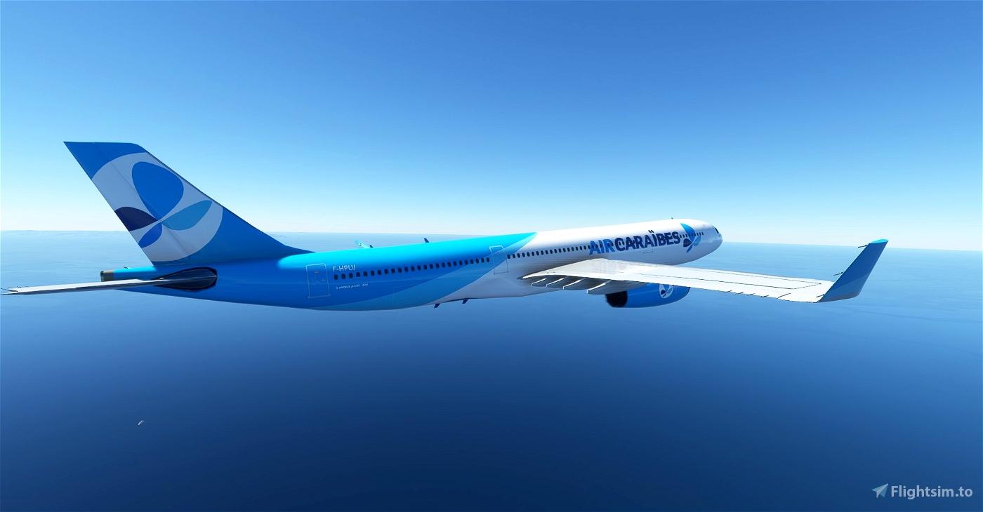 FrenchBee / Air Caraibes A330-300 (PMP) 8K