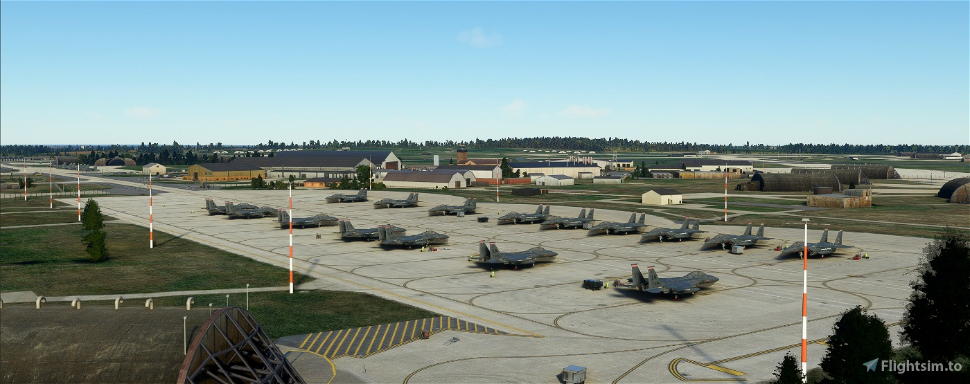 EGUL - RAF Lakenheath