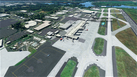 Auckland International Airport Image Flight Simulator 2020