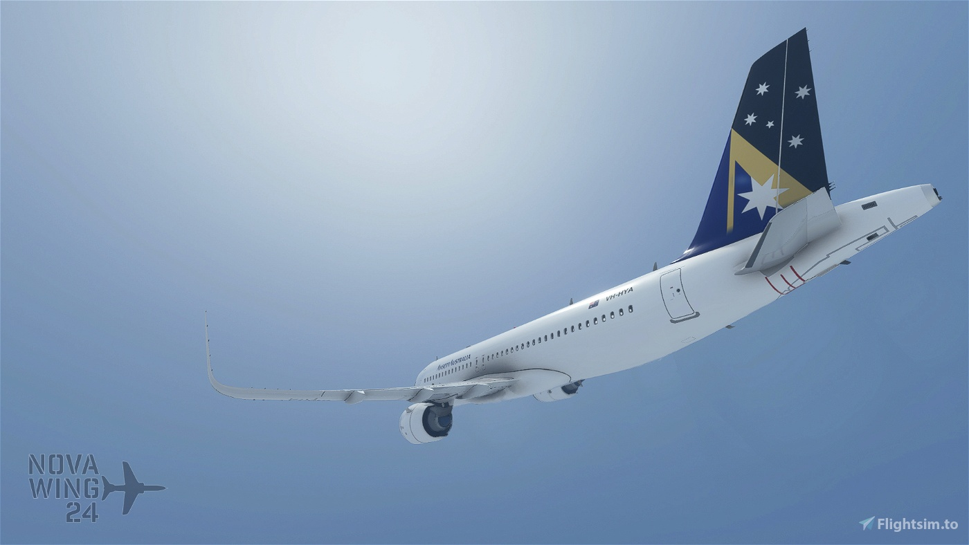 Airbus A320Neo Ansett Australia