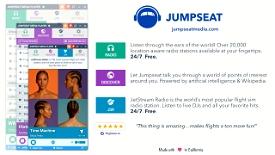 Jumpseat Radio Image Flight Simulator 2020
