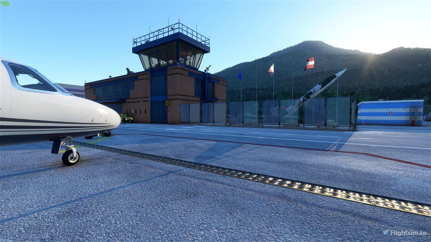 LIDT Trento Mattarello - Aeroporto G. Caproni