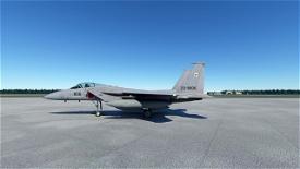 DC-Designs F-15C JASDF 303SQ Image Flight Simulator 2020