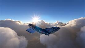 [WIP] MiG 15 Image Flight Simulator 2020