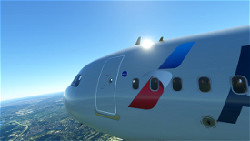 [A32NX] American Airlines [ULTRA] Image Flight Simulator 2020