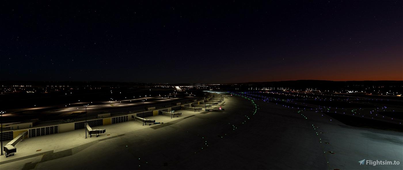 LTAC Ankara Esenboga Intl. Airport
