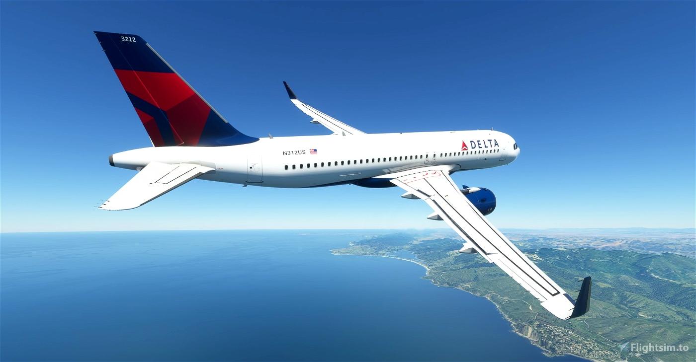 [A32NX] 8K Delta Air Lines