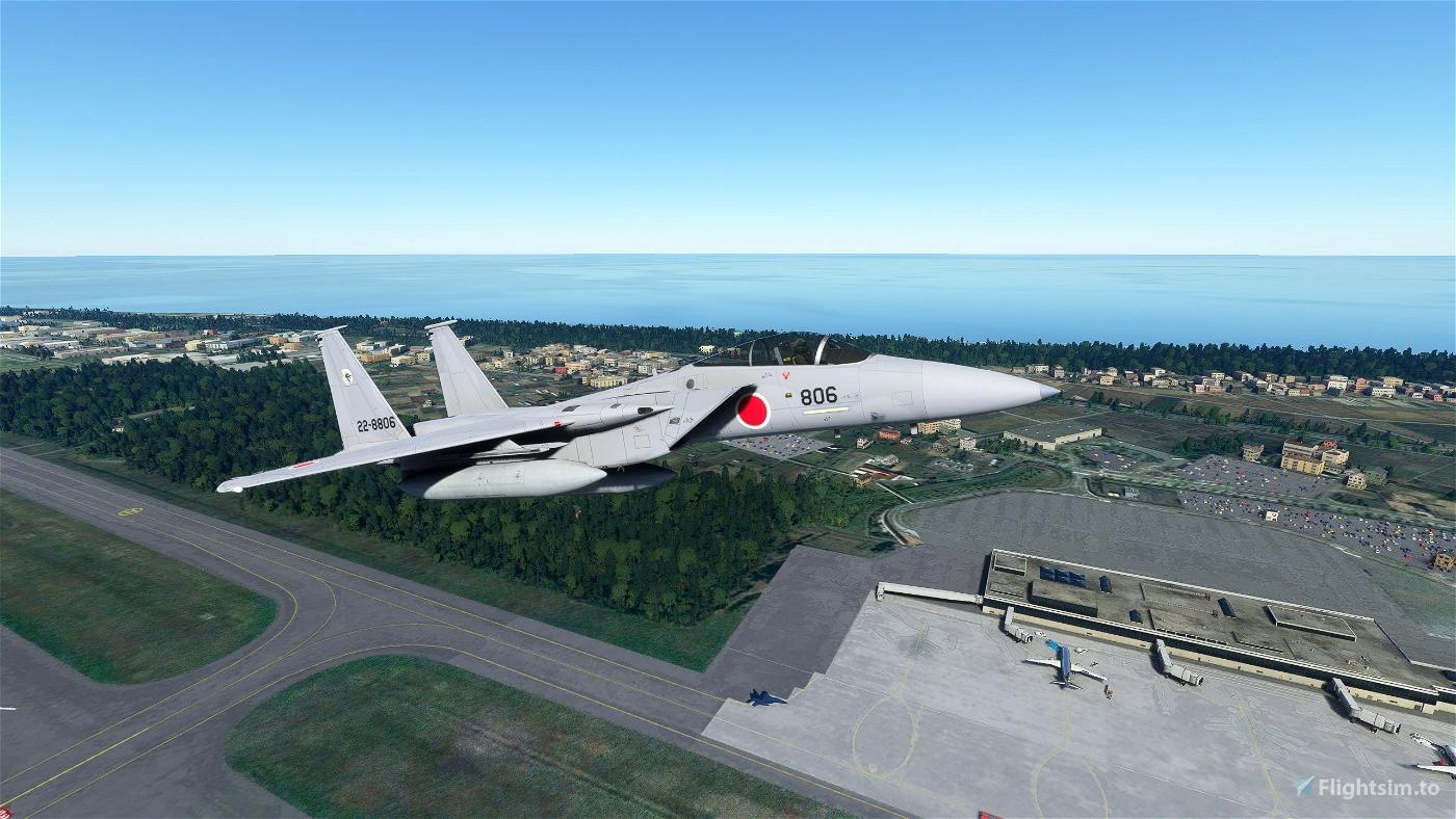 DC-Designs F-15C JASDF 303SQ