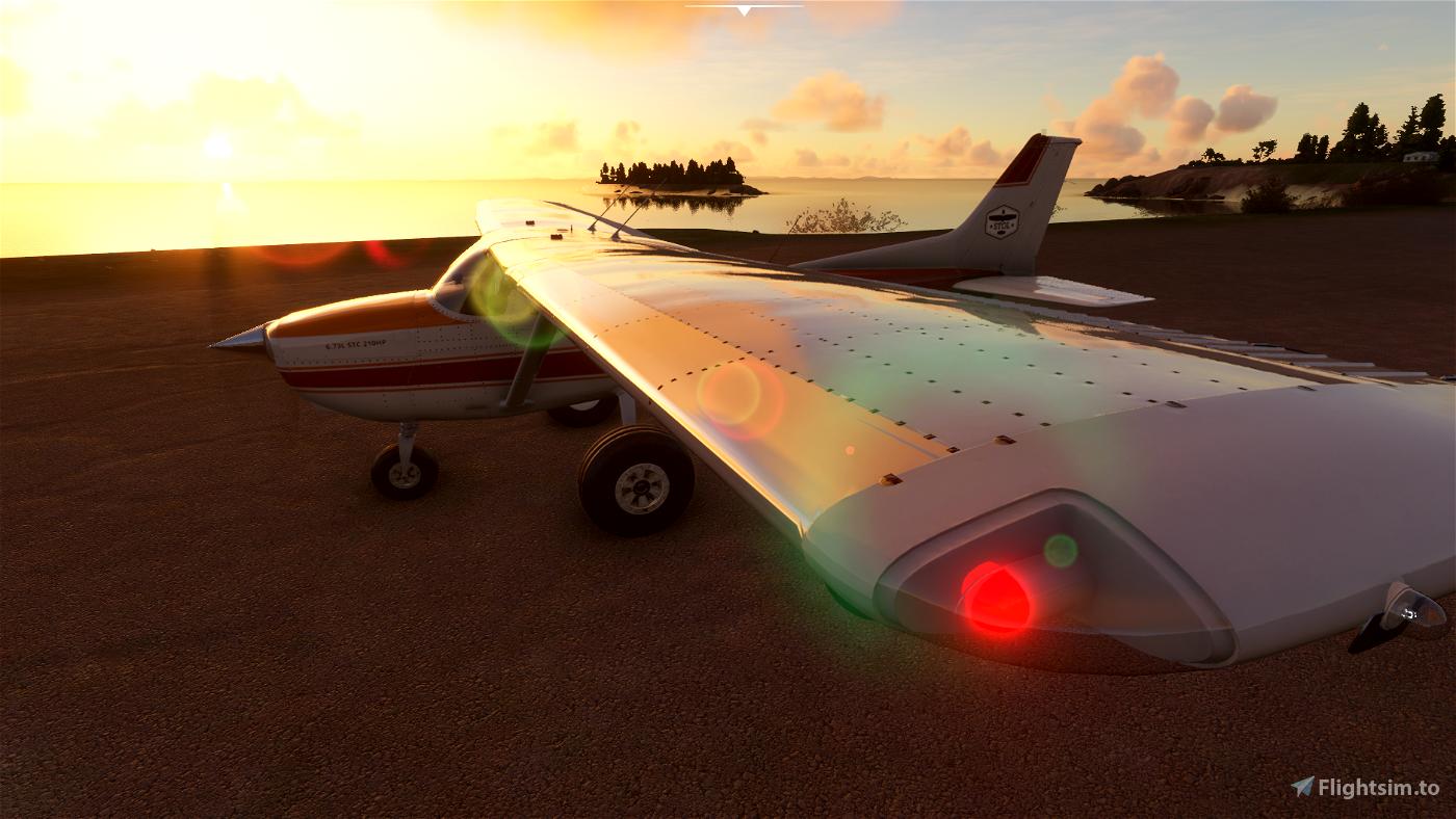 Cessna 172 Bush Kit