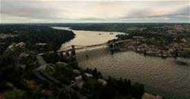 Menai Bridge North Wales for MSFS2020 Image Flight Simulator 2020