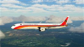 TAAG Angola Airlines Boeing 787 - 8K Image Flight Simulator 2020
