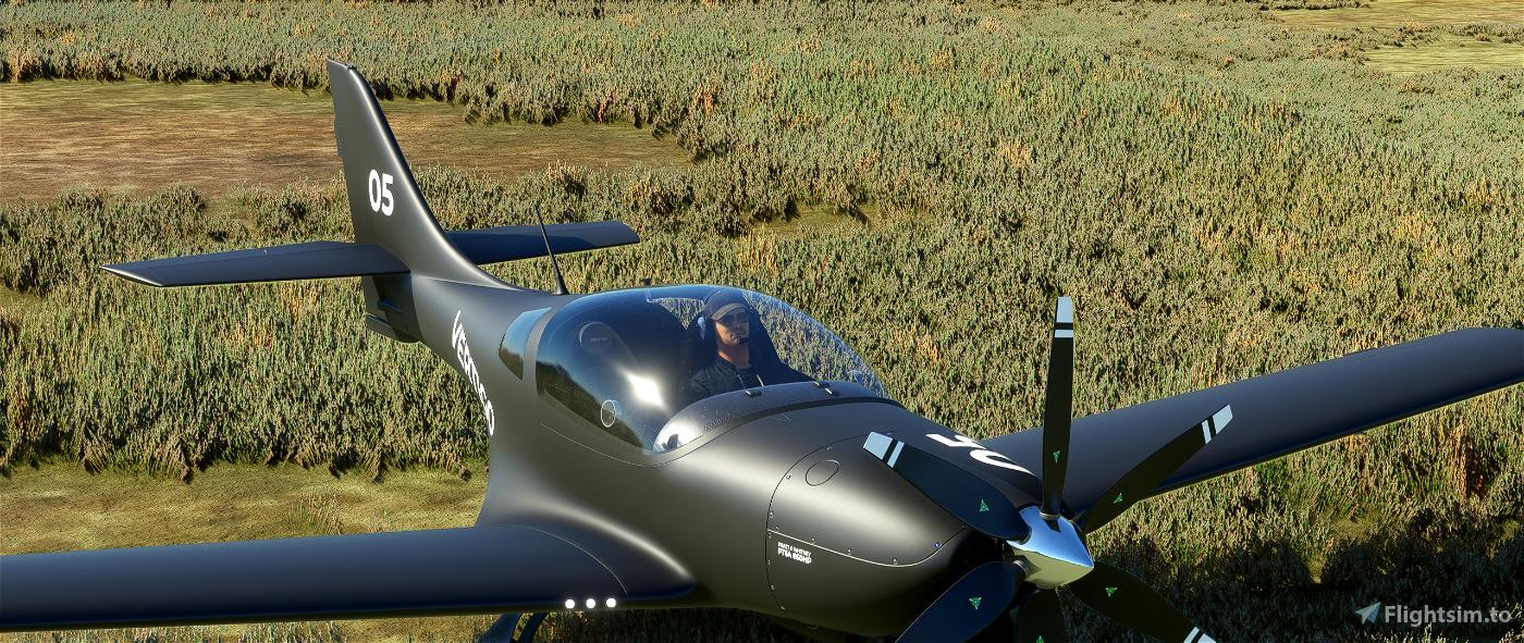 Vertigo - Turbo Prop Racer
