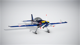 EXTRA330 HA-PET - Red Bull Mobile Livery (Peter Besenyei) Image Flight Simulator 2020
