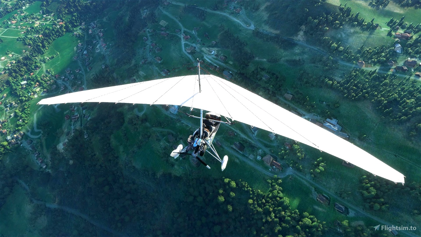 Air Creation 582SL Flight Simulator 2020
