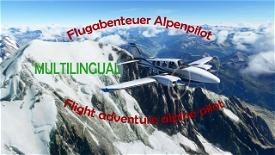 "Flight Adventure: ""Alpine pilot"" Image Flight Simulator 2020"