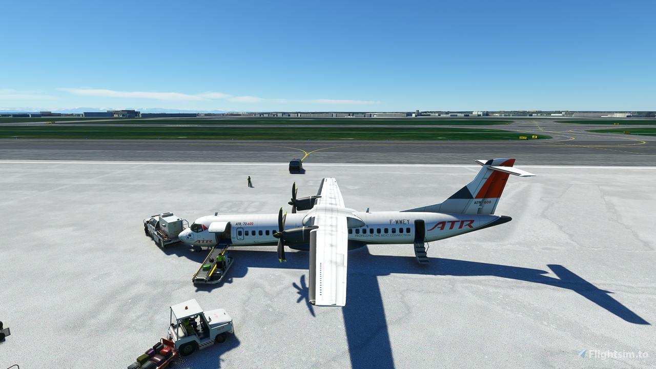 ATR 72-600 Community Version