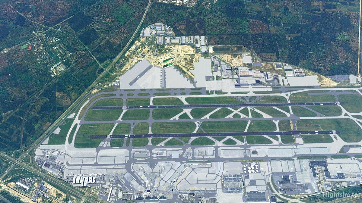 EDDF 07c ILS Landing challenge
