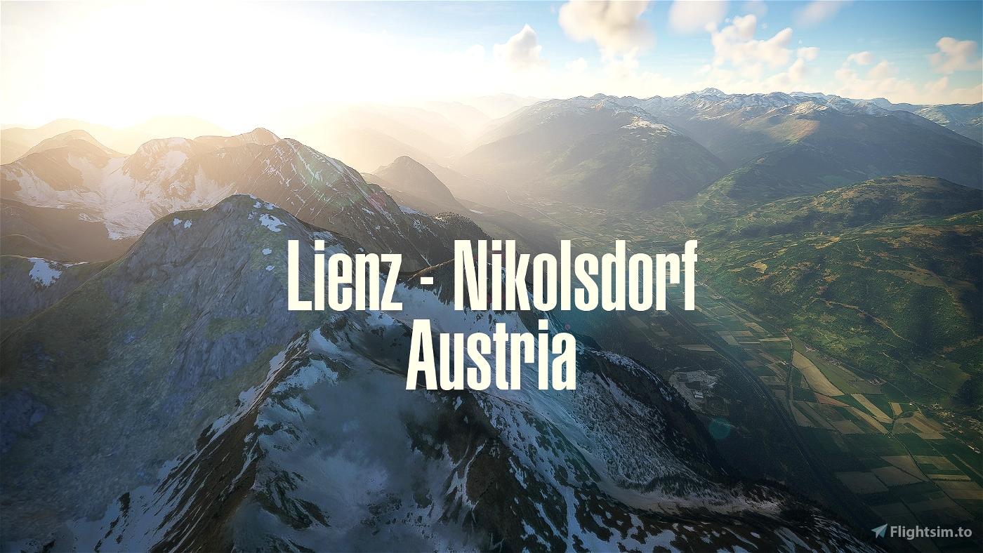[LOKL] - Lienz-Nikolsdorf Airport, Austria Flight Simulator 2020