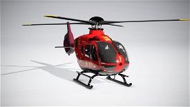 Airbus H135 Scuderia Ferrari Mission Winnow F1 Team Image Flight Simulator 2020